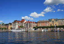 Two Stockholm Hotels: Cutting-Edge vs. Classic