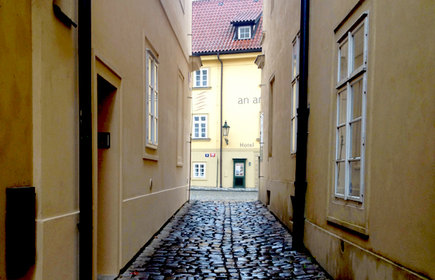 Inspired Travel: The Cobblestoned Sidewalks of Prague