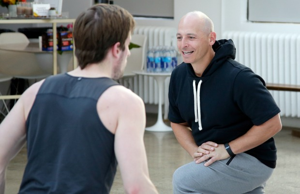 Q&A: How Celebrity Trainer Harley Pasternak Stays in Shape While Traveling