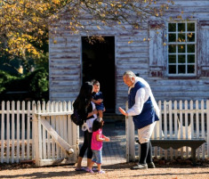 3-Night Colonial Williamsburg Family Spring Getaway from $499