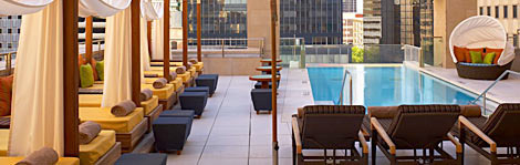 Top 10 Urban Hotel Pools