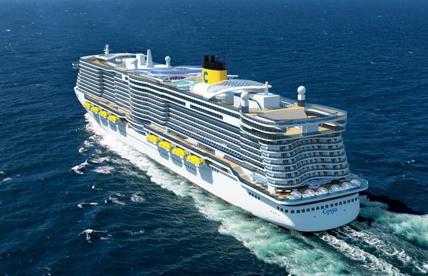 Cruise Tracker: Biggest Capacity Mega Ship Ever & More