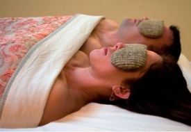 Valentine's Day Couples Treatments: Cozy or Too Close for Comfort?