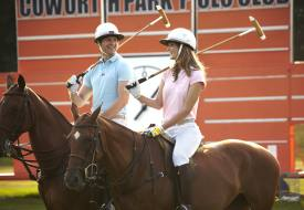 Learn to Play Polo at England's Coworth Park