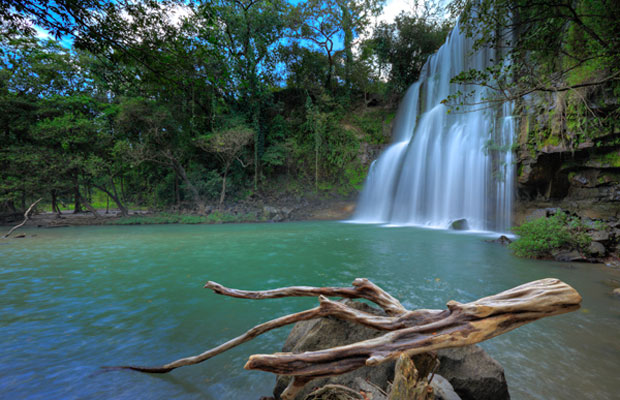 4 of Costa Rica's Coolest Waterfalls