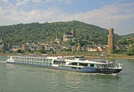 2nd Person Sails Free on Select European River Cruises