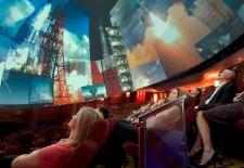 Cunard Offers 3D Films, Street Theater & More