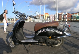 Curacao by Scooter