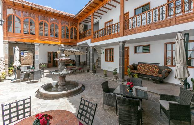 Boutique hotels in cusco peru for Hip hotels budget