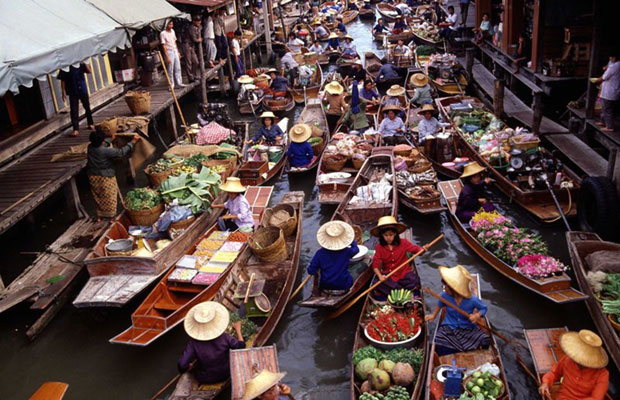 5 Incredible Thai Street Markets