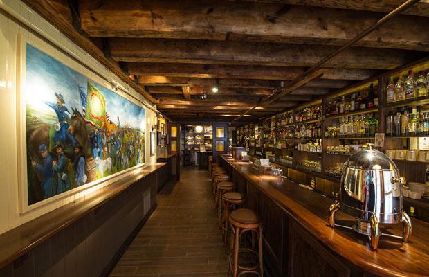 Q&A: A Financial District Bartender Spills His New York City Favorites