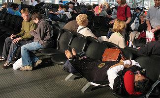 TSA Delays Knife Policy as Sequester Delays Flights