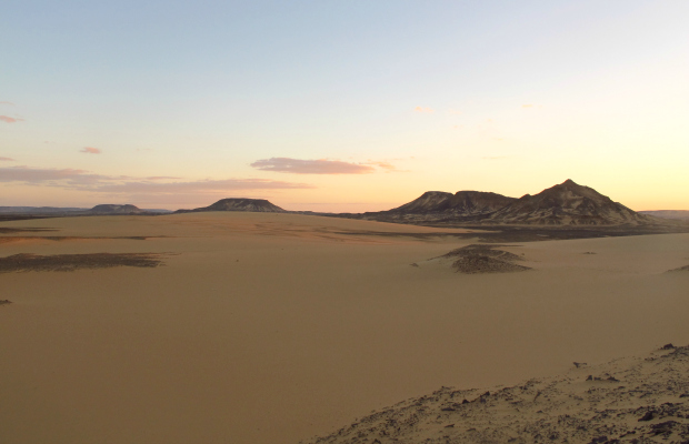 A Surprisingly Affordable Safari: Egypt's Western Desert