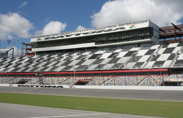 Big Changes Are Coming to the Daytona International Speedway
