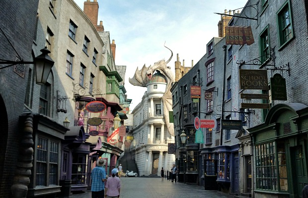 5 Things to Do at the New Diagon Alley at Universal Orlando