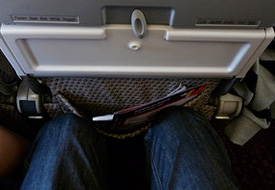 Southwest Airlines Shrinks Legroom for Profits