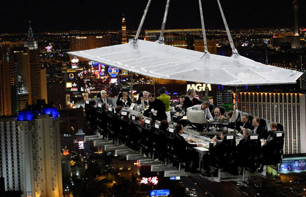 The Craziest Dining Concepts Around the World