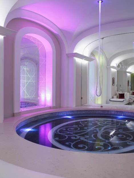 The Designer is in the Details: Paris' Dior Institut