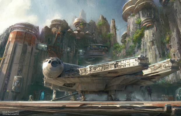 Star Wars Land & More: 5 New Disney Park Projects We're Most Excited About