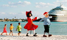 Disney Cruise Line Gives Private Island Face-Lift