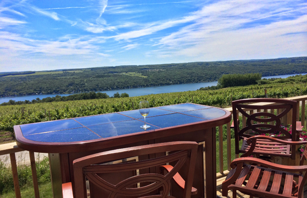 New York's Finger Lakes: Natural Beauty, Warm Hospitality, and Lots of Vino