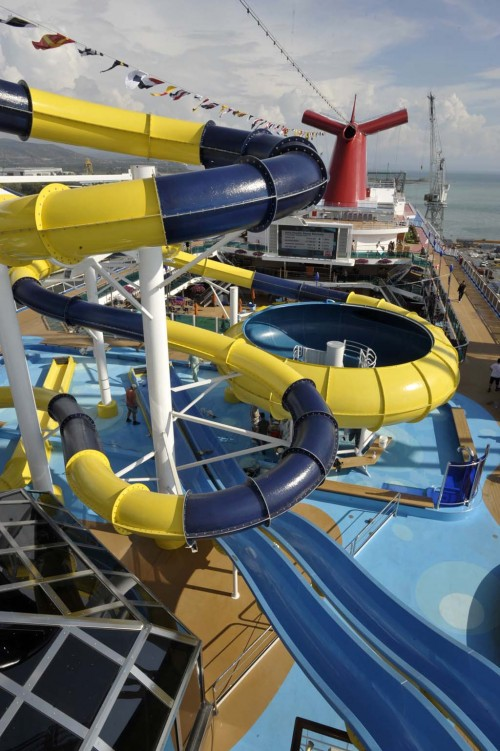Carnival Orders Construction of New Ship