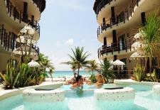 $135+: Condo Hotels Playa del Carmen, Mexico; 25% OFF & Free Breakfast