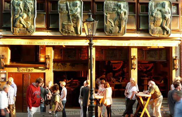 Dusseldorf: Germany's Other Beer City