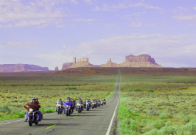 Father's Day Adventure: Cruising the Open Road on a Motorcycle