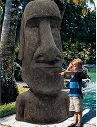SkyMall Tuesday: Travel the World with Lawn Sculptures