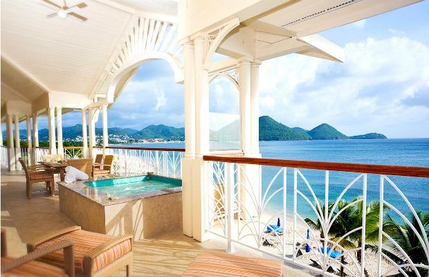 Deal Alert: 50 Percent off at St. Lucia Resort