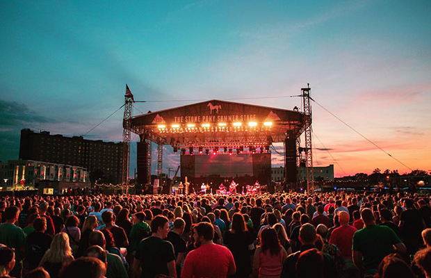 live music is a requisite while in asbury park and with nearly every bar and restaurant hosting local bands youll be hard pressed to leave without - Asbury Park Beer Garden