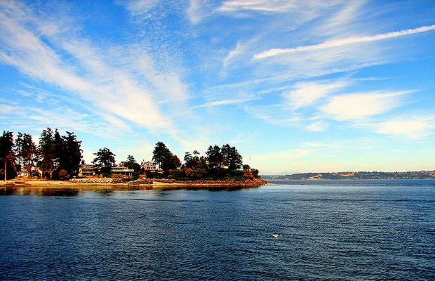 Easy Northwest Getaway: Bainbridge Island, Washington