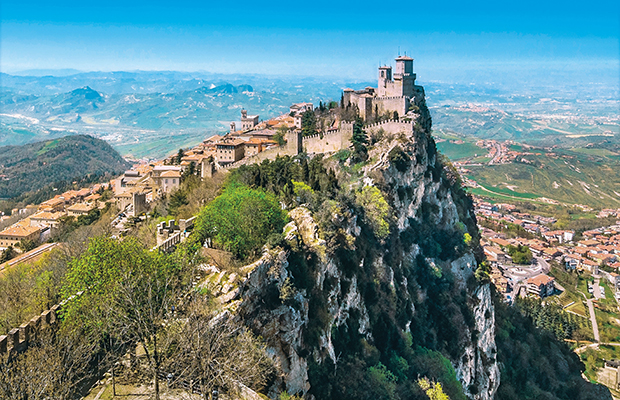 The 9 Biggest Things to Do in Tiny San Marino