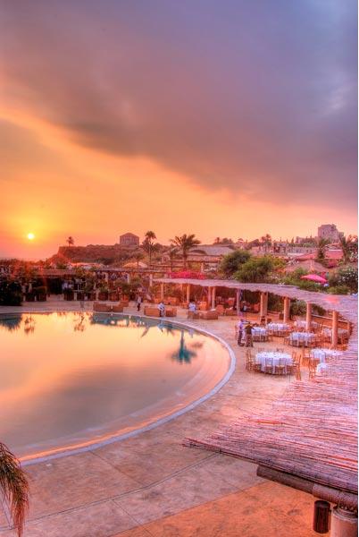 Beirut Beach Clubs and Balbaak: Days 3 and 4