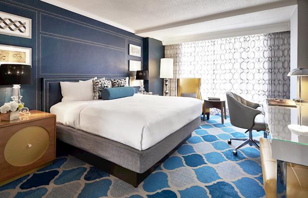 Washington, D.C.'s Hotel Scene Gets Hip