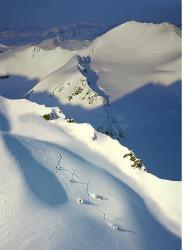 Heli-Ski in Alaska, Hot on the Trail of Pro Athletes