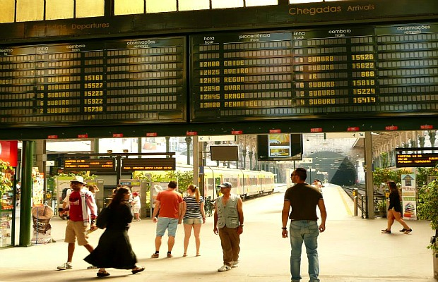 Eurail's New Rail Planner App Lets You Ditch Those Heavy Timetables