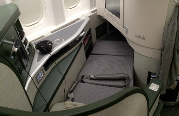 5 Things We Love About Eva Air S Business Class