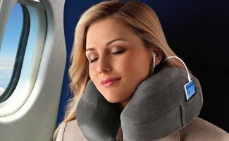 Unusual Gear to Help You Sleep on a Plane