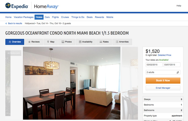 What's New at Expedia: Vacation Rentals Galore and a Points Credit Card