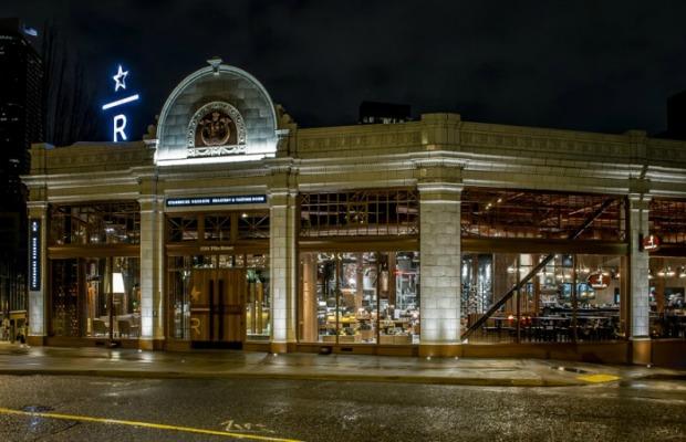 Photo Tour The New Starbucks Roasting Plant In Seattle