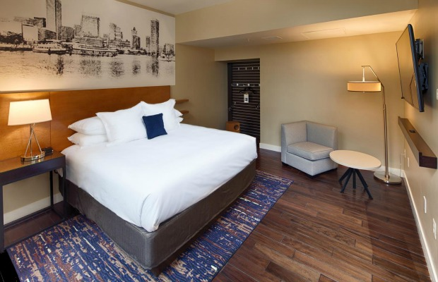 From High to Low: 4 Highlights from Baltimore's Booming Hotel Scene
