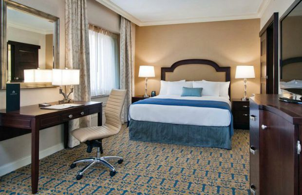 Deal Alert: Holiday Season Rates from $84 at Washington, D.C. Hotels