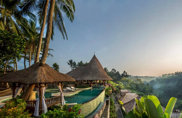 Inspired Travel: Gorgeous Resorts That Show Off Bali's Natural Beauty