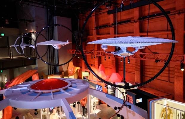 Where to Celebrate Star Trek's 50th Anniversary