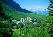 Fairmont Banff Springs: A Spa Escape in the Canadian Rockies