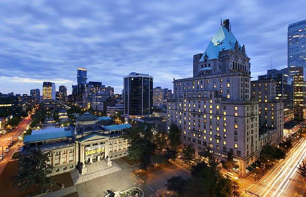 Deal Alert: Weekend Getaways at Fairmont Hotels from $149