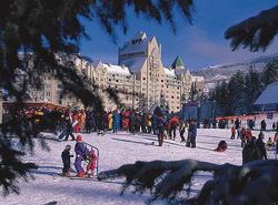 Room Watch: Fairmont Chateau Whistler for Olympics