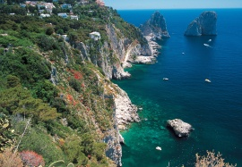 Be Captivated by Capri